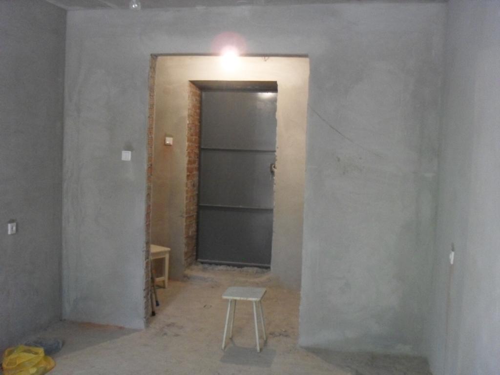 фото комнаты в квартире с черновой отделкой