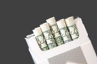 если бросить курить, то можно сэкономить деньги