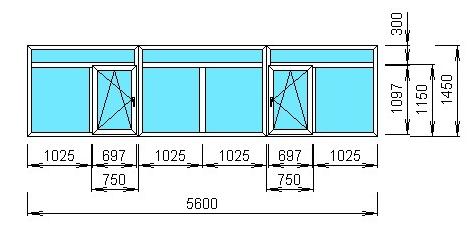 Как застеклить балкон, лоджию? какие пластиковые окна выбрат.