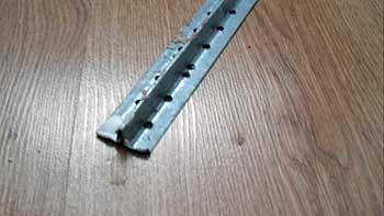 подвесить люстру самому без крюка на планку к бетонному потолку